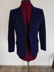 Синий пиджак ZARA