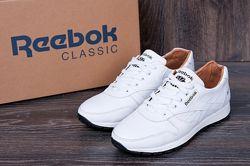 кроссовки Reebok Classic  2 цвета  кожа новинка обнова