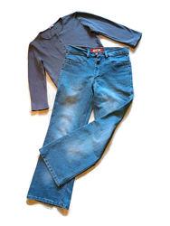 Прямые джинсы Oppio