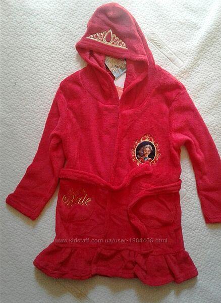 халат для девочки 5 лет