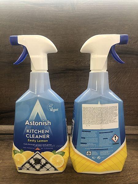 Средство для уборки кухни Astonish 750 мл Англия