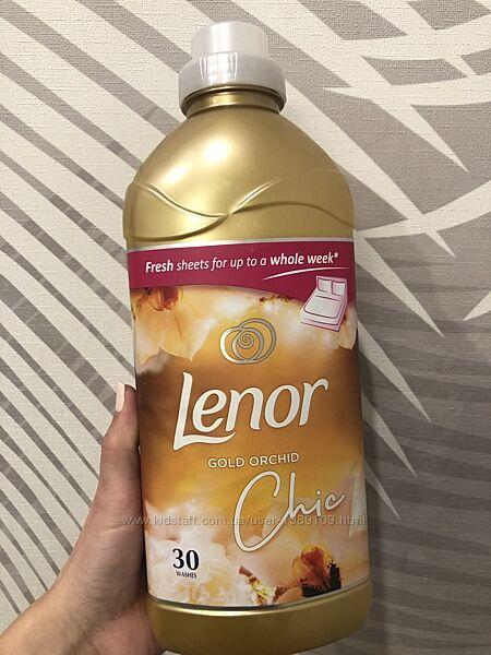 Ополаскиватель Ленор золотая орхидея