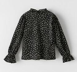 Блузка Zara реглан на р. ХС, девочке 14-16 лет