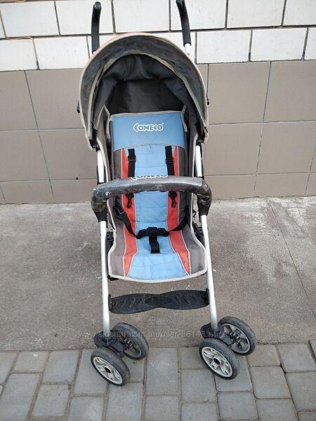 Прогулочная коляска трость Coneco