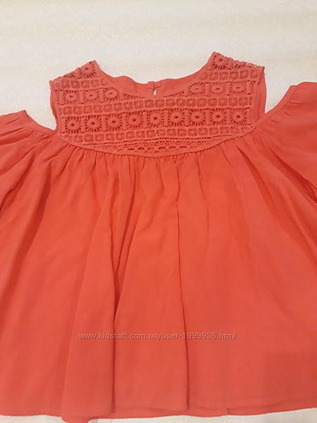 Блузка для дівчинки 10-11 років