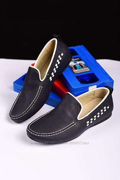Мокасіни туфлі мокасины дитячі
