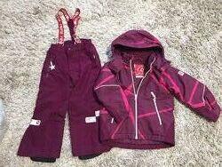 Reima 116 полукомбинезон и куртка осень-зима-весна