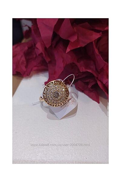 Оригинальное кольцо, в стиле Versace