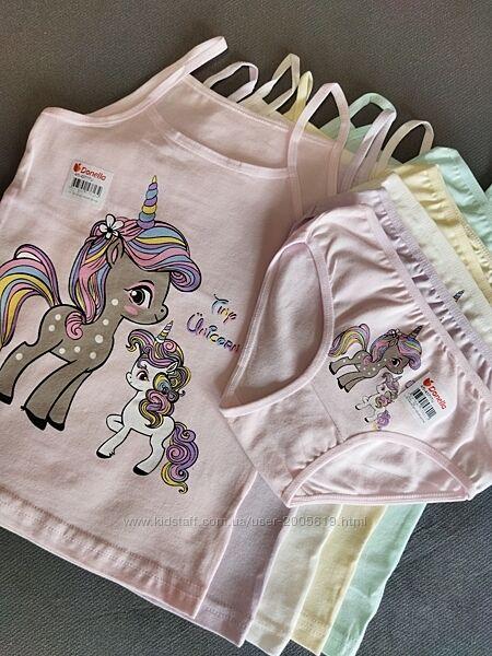 Комплекты для девочки 4-5 лет фирмы Donella/Донелла Турция