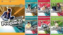 Учебники Prepare