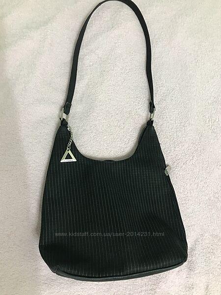 Модная вместительная винтажная сумка