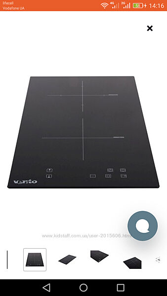 Продам варочную поверхность Vento Lux