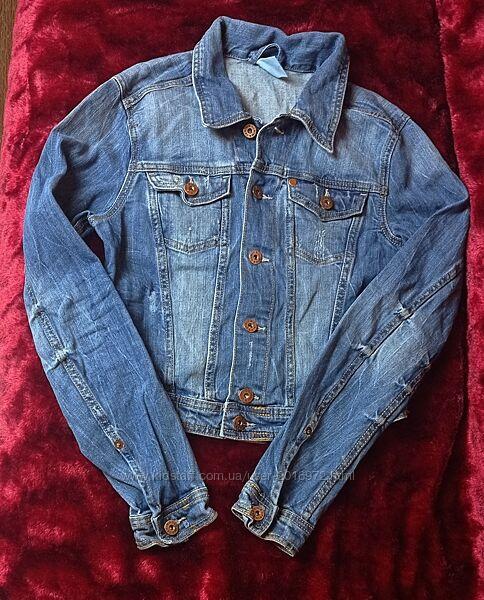 Куртка denim  h&m