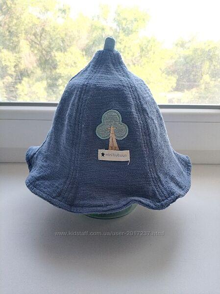 Панамка, шапочка на малыша 46 см