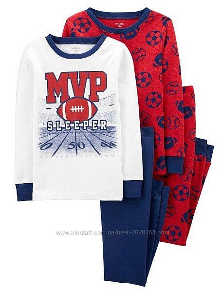 Нова піжама , піжамка для хлопчика carter&acutes 4т 5т 99-105, 105-112