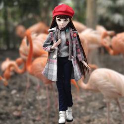 Шарнирная кукла Phyllis  Doris