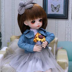 Шарнирная кукла Xinyi Doris