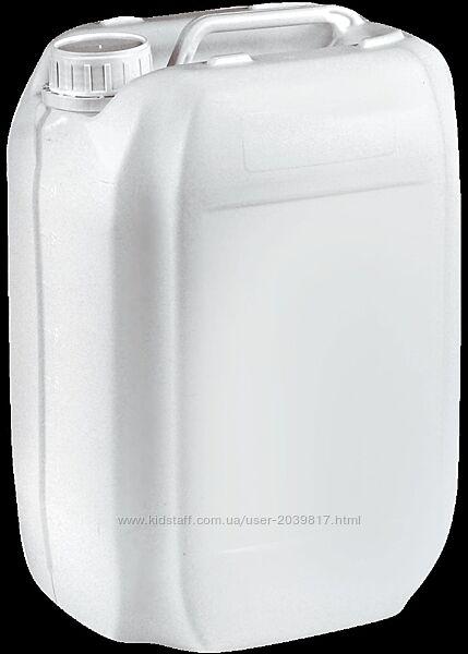 Канистра пластиковая 10 л с крышкой штабелируемая