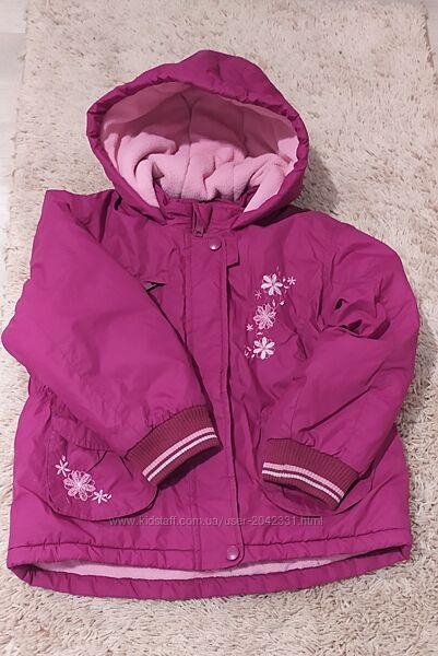 Куртка-парка Mothercare осень-зима для девочки 122см