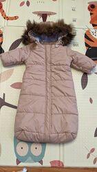 Зимовий комбінезон-конверт для немовлят MagBaby