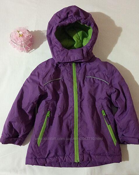 Куртка демисезонная р.86-92 см