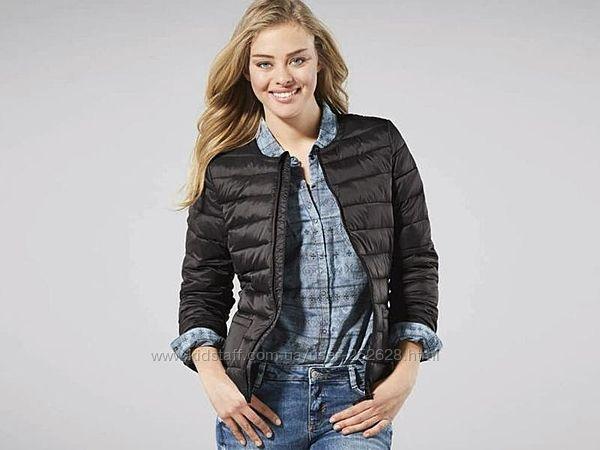 Esmara демисезонная стеганая куртка женская