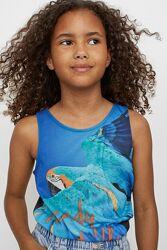 Яркие летние маечки для девочки, 8-15 лет