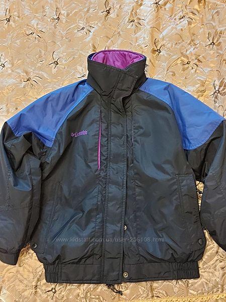 Лыжная куртка COLUMBIA р. М . Два в одном.