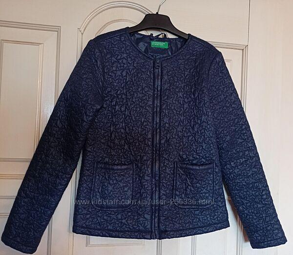 Стильная курточка Benetton, р-р 140