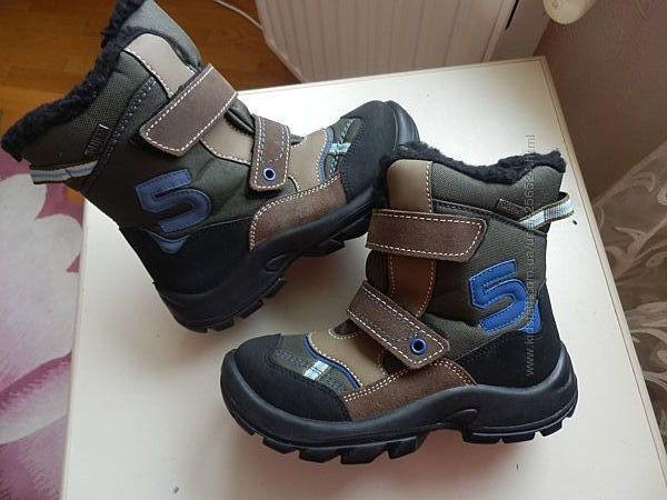зимние ботинки Cortina 33р