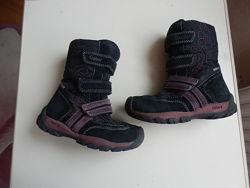 зимние ботинки Gabor 27р 18см