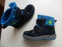 зимние ботинки Superfit 25p 16,5см