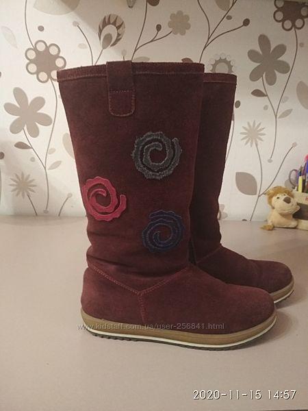 Зимние сапоги Eleven Shoes