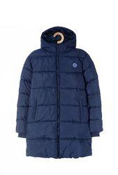 Зимняя удлиненная куртка  фирмы  5.10.15 р.146, новая