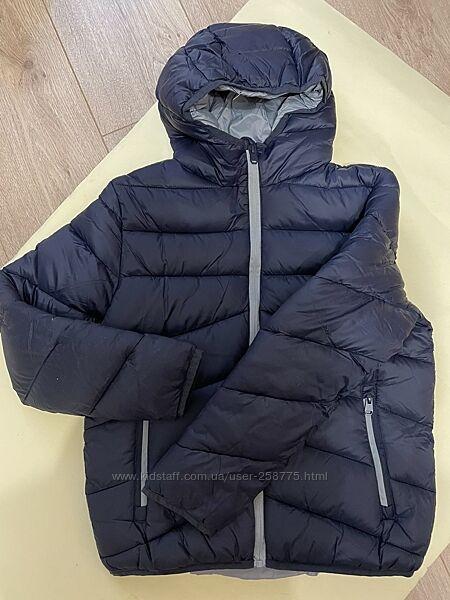 Демисезонная куртка осень/весна на мальчика, новая