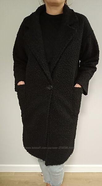 Пальто демисезонное. Букле