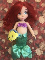 Кукла Disney Аnimators русалочка Ариель