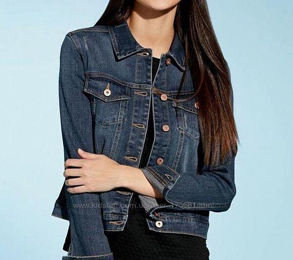 Классический джинсовый пиджак Next , размер 18 EUR 46  н