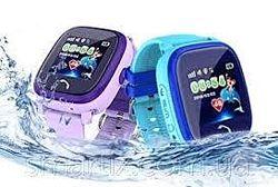 Детские умные смарт часы Smart Baby Watch DF25 Q300 ip67