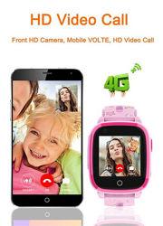 Детские Умные Смарт Часы Baby Smart Watch Df33Z С Видеозвонком 4G Голубые