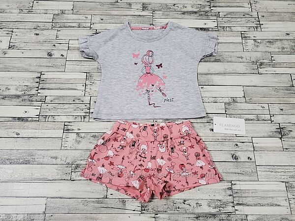 Прикольный костюмчик Фламинго