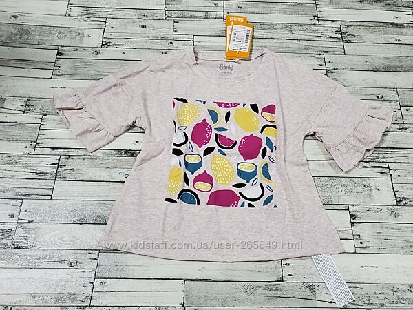 Классная футболка Бемби р.104-146