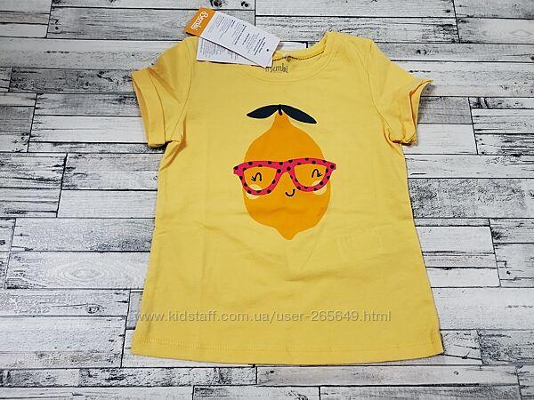 Милая футболка Бемби
