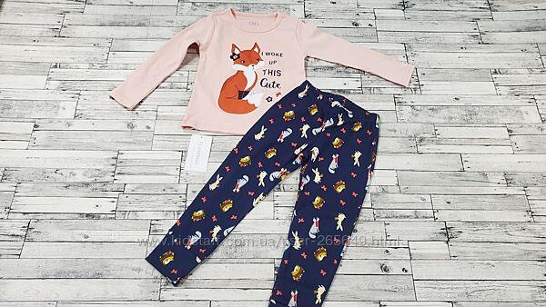 Милая пижамка Фламинго