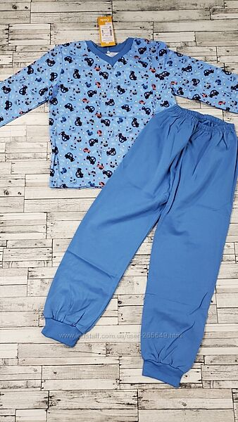 Пижамка Бемби с начесом