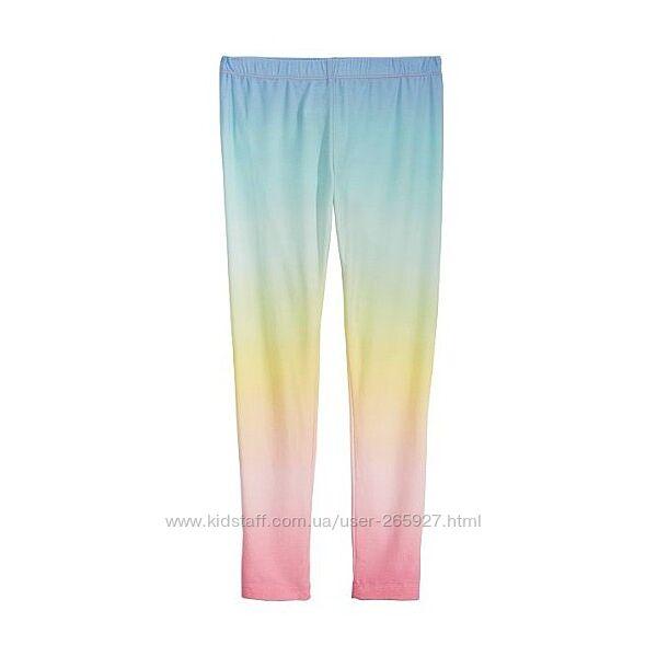 Леггинсы Epic Threads Big Girls Rainbow Ombr разм 16 на рост 152-164 см