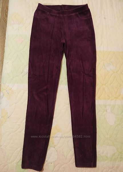 Продам очень удобные вельветовые штанишки леггинсы LC Waikiki