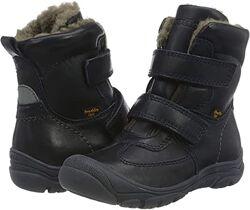Зимние кожаные сапоги Froddo, р-р 32 евро
