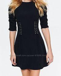 Маленькое черное платье TOP SECRET, на  12-16лет