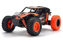 Машинка на радиоуправлении 124 HB Toys Багги 4WD на аккумуляторе оранжевы